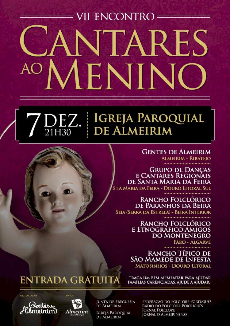 ENCONTRO DE CANTARES AO MENINO - GENTES DE ALMEIRIM