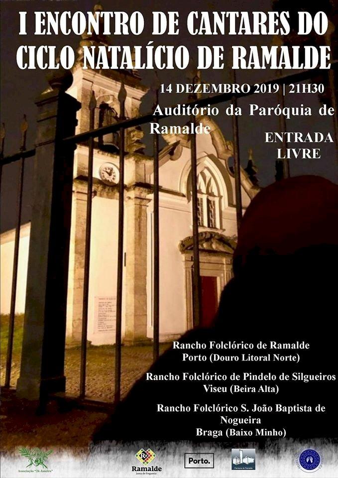 CANTARES AO MENINO EM RAMALDE