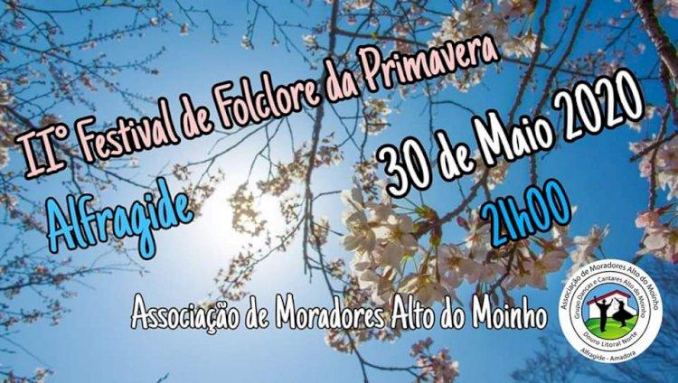 II FESTIVAL DE FOLCLORE DA PRIMAVERA - ALFRAGIDE
